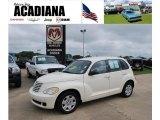 2007 Cool Vanilla White Chrysler PT Cruiser  #35998988