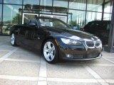 2007 Black Sapphire Metallic BMW 3 Series 335i Convertible #35998998
