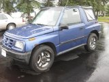 1996 Geo Tracker Soft Top 4x4