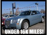 2008 Clearwater Blue Pearl Chrysler 300 Touring #3565208