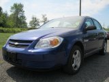 2007 Laser Blue Metallic Chevrolet Cobalt LS Sedan #35999596