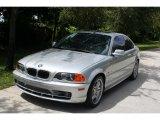 2001 Titanium Silver Metallic BMW 3 Series 330i Coupe #35999051