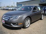 2011 Sterling Grey Metallic Ford Fusion SEL V6 #35998875