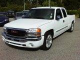 2005 Summit White GMC Sierra 1500 SLE Extended Cab #35999619