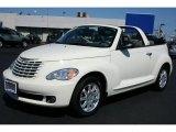 2007 Cool Vanilla White Chrysler PT Cruiser Convertible #35999641
