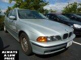 2000 Titanium Silver Metallic BMW 5 Series 528i Sedan #36062716