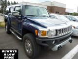 2009 All-Terrain Blue Hummer H3  #36062730
