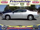 2000 Galaxy Silver Metallic Chevrolet Monte Carlo SS #36063300