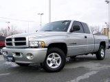 2001 Bright Silver Metallic Dodge Ram 1500 SLT Club Cab #3588461