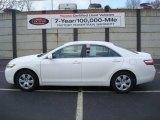2008 Super White Toyota Camry LE #3599581