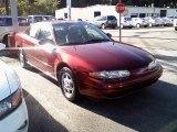 2000 Ruby Red Oldsmobile Alero GX Sedan #36062861