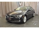 2008 Black Sapphire Metallic BMW 3 Series 335xi Coupe #36062870