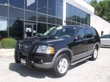 2003 Black Ford Explorer XLT 4x4 #36064547