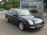 2008 Dark Blue Ink Metallic Ford Fusion SEL #36063966