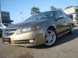 2008 Bold Beige Metallic Acura TL 3.2 #36062900