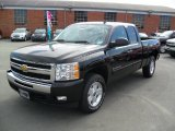 2011 Black Chevrolet Silverado 1500 LT Extended Cab #36064576
