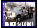 2004 Ford F350 Super Duty XLT SuperCab 4x4 Dually Chassis Data, Info and Specs