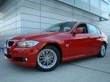 2010 Crimson Red BMW 3 Series 328i xDrive Sedan #36062985