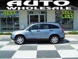 2008 Glacier Blue Metallic Honda CR-V EX #36064072