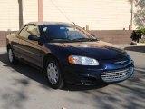 2003 Chrysler Sebring Deep Sapphire Blue Pearl