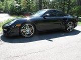 2008 Black Porsche 911 Turbo Cabriolet #36063012