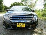 2011 Tuxedo Black Metallic Ford Fusion Sport #36063527