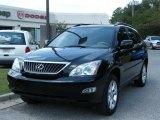 2009 Obsidian Black Lexus RX 350 #36063554