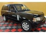 2006 Java Black Pearl Land Rover Range Rover HSE #36064167