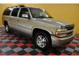 2001 Light Pewter Metallic Chevrolet Suburban 1500 Z71 4x4 #36064170