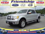 2010 Ingot Silver Metallic Ford F150 Lariat SuperCrew 4x4 #36063073