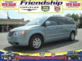 2010 Clearwater Blue Pearl Chrysler Town & Country Touring #36063115
