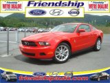 2011 Race Red Ford Mustang V6 Coupe #36063122