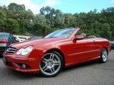 2008 Mercedes-Benz CLK 550 Cabriolet