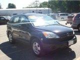 2008 Nighthawk Black Pearl Honda CR-V LX 4WD #36064207