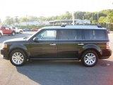 2010 Tuxedo Black Ford Flex SEL #36063190