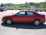 2010 Red Candy Metallic Ford Fusion SEL #36063197