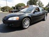 2003 Brilliant Black Crystal Pearl Chrysler Sebring LXi Sedan #36064219