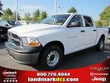 2011 Bright White Dodge Ram 1500 ST Crew Cab #36063630