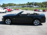 2011 Ebony Black Ford Mustang GT Premium Convertible #36063207