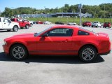2011 Race Red Ford Mustang V6 Premium Coupe #36063208