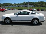 2011 Performance White Ford Mustang V6 Coupe #36063210