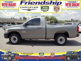 2008 Mineral Gray Metallic Dodge Ram 1500 ST Regular Cab #36063218