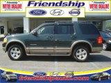 2004 Aspen Green Metallic Ford Explorer Eddie Bauer #36063265