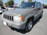 1998 Light Driftwood Satin Glow Jeep Grand Cherokee Laredo 4x4 #36063684