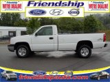 2004 Summit White Chevrolet Silverado 1500 Regular Cab 4x4 #36063283