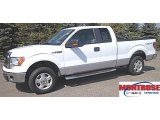 2010 Oxford White Ford F150 XLT SuperCab 4x4 #36064304