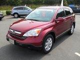 2008 Tango Red Pearl Honda CR-V EX-L #36064327