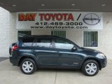 2010 Black Forest Pearl Toyota RAV4 Limited V6 4WD #36193047