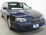 2001 Navy Blue Metallic Chevrolet Impala  #36193756