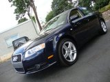 2008 Deep Sea Blue Pearl Effect Audi A4 2.0T quattro Sedan #36193399